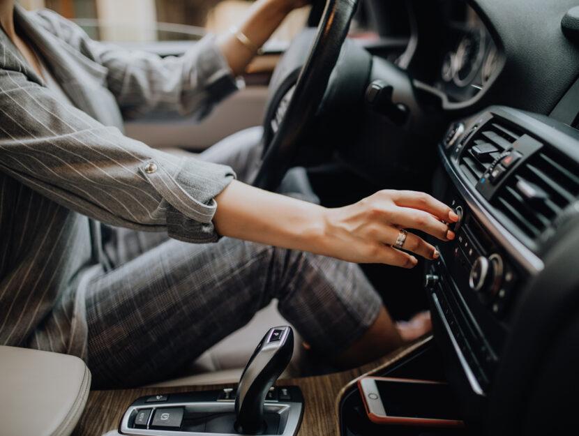 auto donna guida