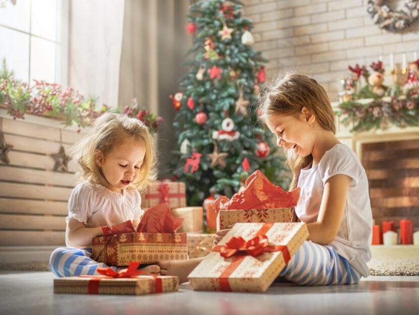 Foto Bimbi Di Natale.Regali Di Natale Per Bambini 2020 Idee Regalo Per Nipoti E Figli Di Amici Donna Moderna