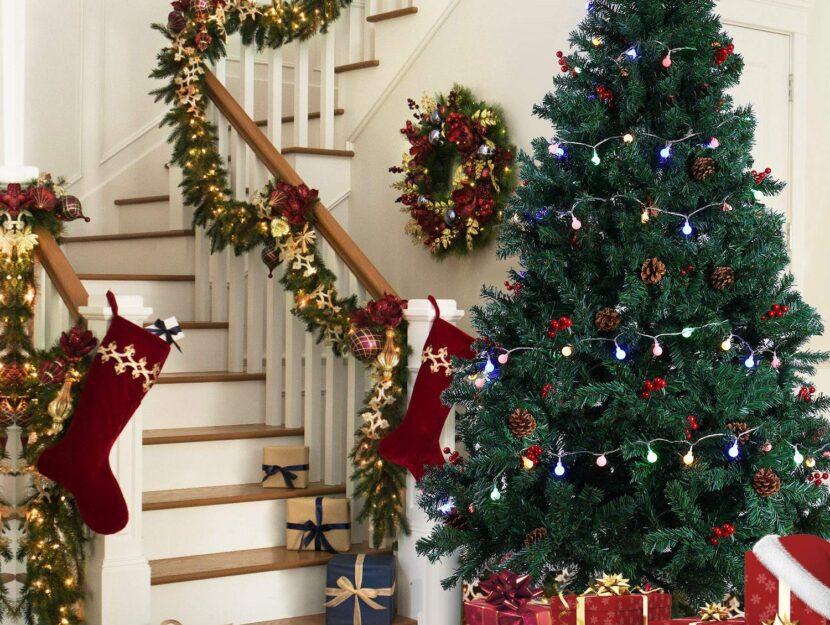Albero Di Natale Vero Come Farlo Sopravvivere.Albero Di Natale 2020 Tendenze Quale Albero Comprare Vero O Artificiale Donna Moderna