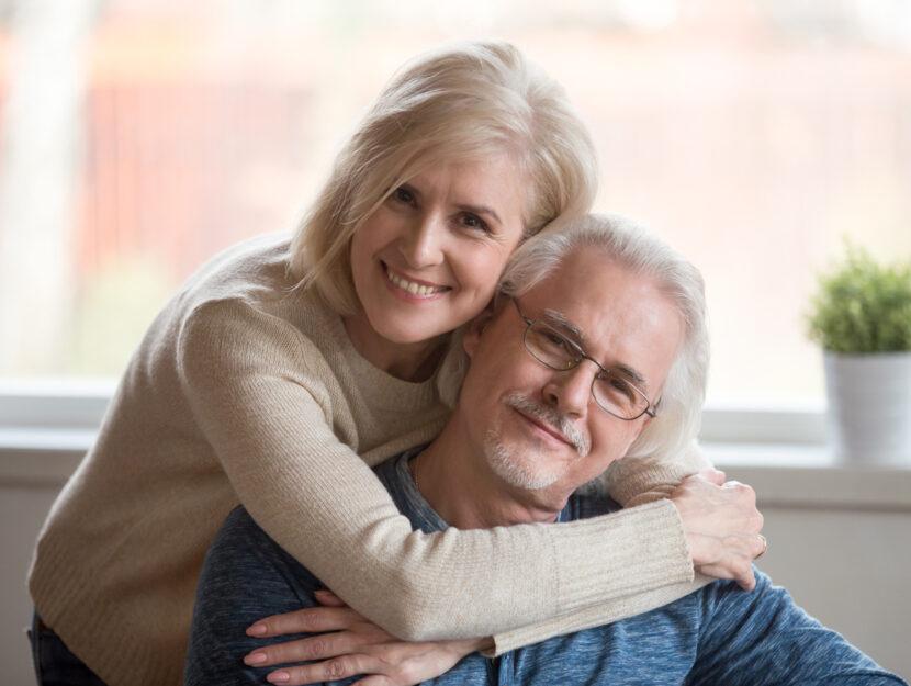 Donna uomo coppia
