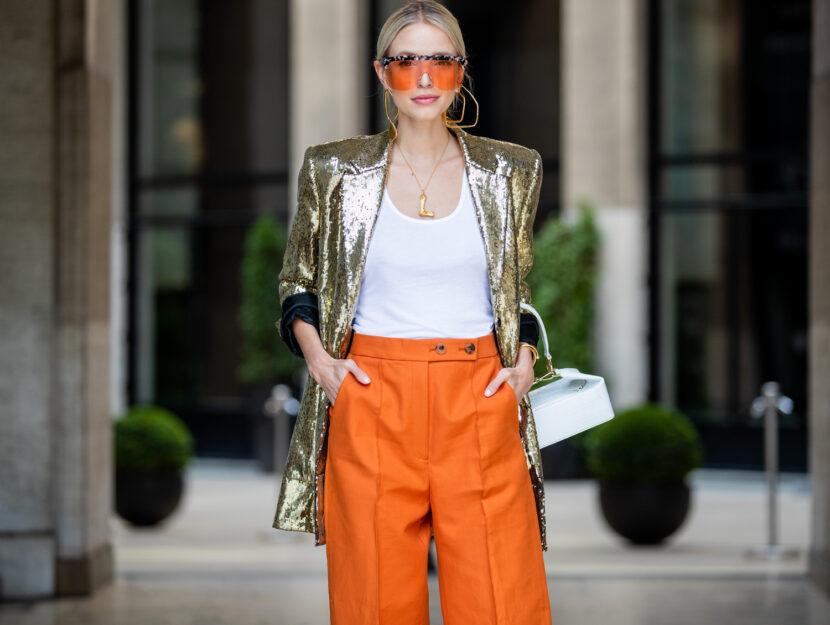 giacca oro