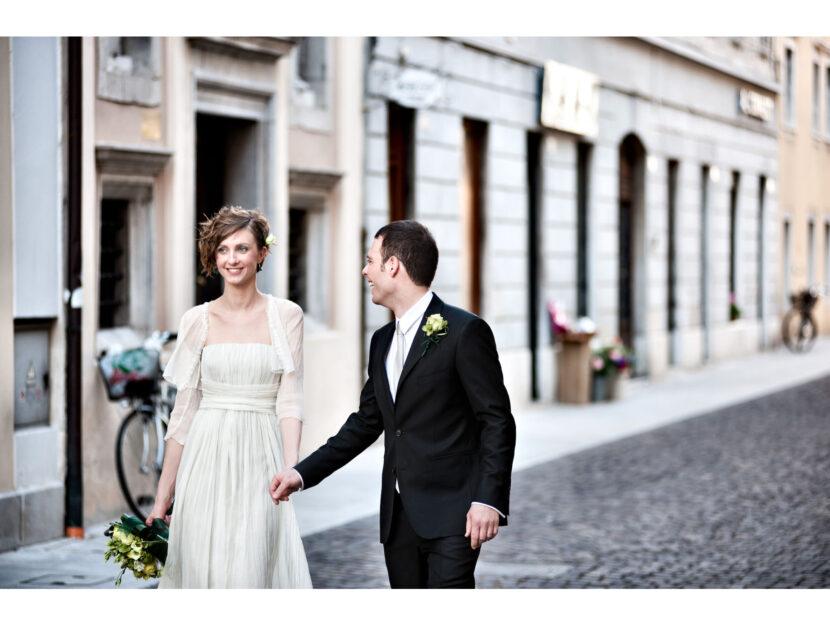Matrimonio coppia