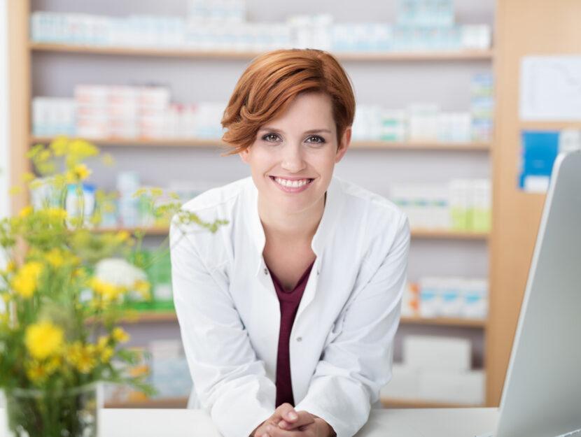 Donna Farmacista farmacia