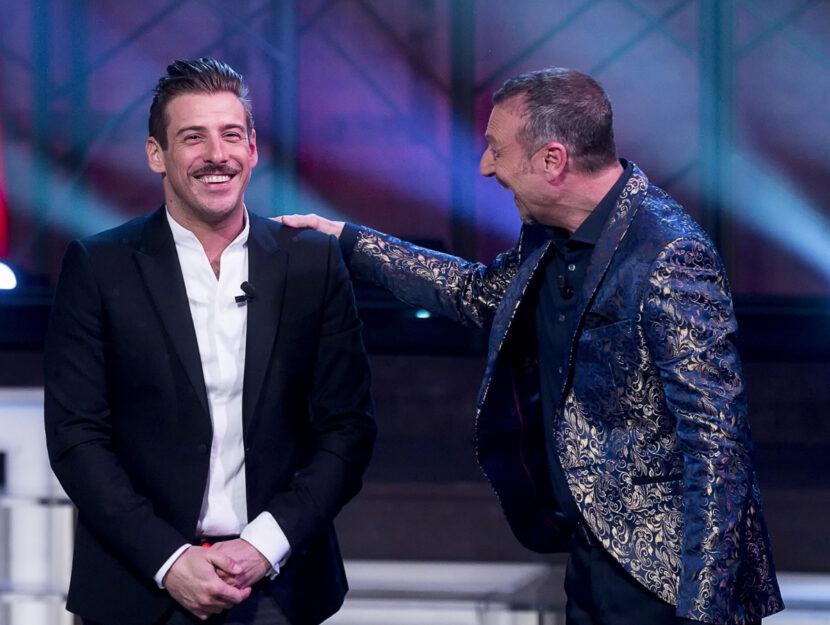 "Francesco Gabbani a Sanremo con ""Viceversa"""