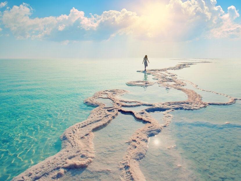 Paradisi a rischio: Mar Morto