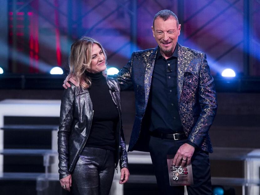 """Irene Grandi a Sanremo con """"Finalmente io"""""""