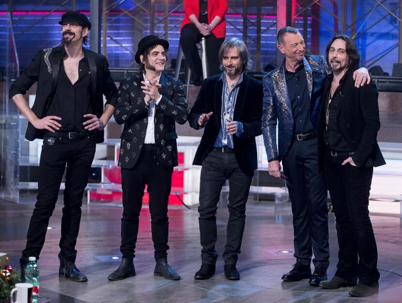 I cantanti partecipanti al Festival di Sanremo, Le Vibrazioni