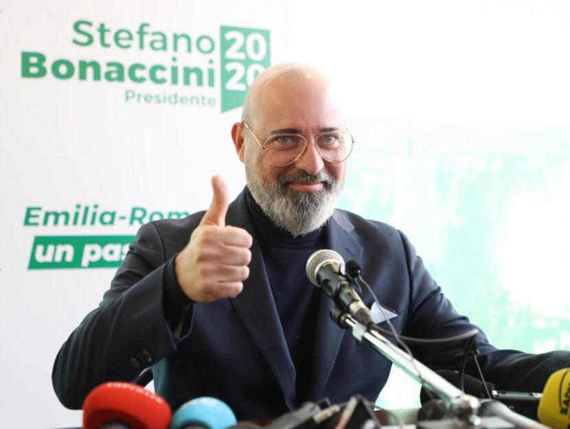 Stefano Bonaccini elezioni