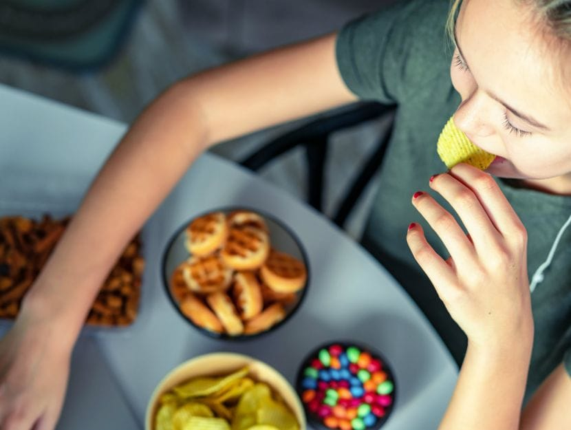 dipendenza da cibo soluzioni