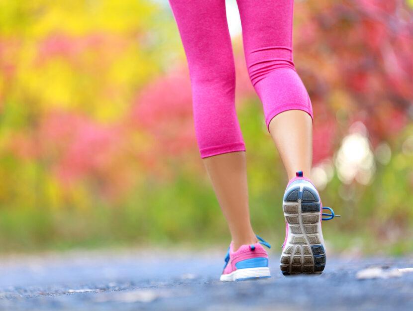 Dimagrire camminando: programma e tabella