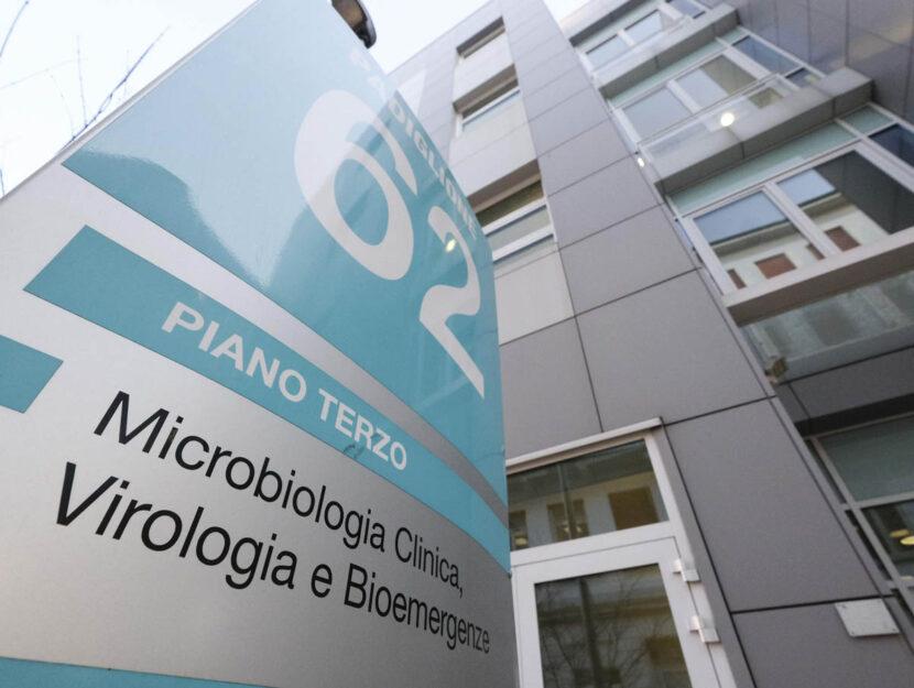 Ospedale Sacco Laboratori di microbiologia e virologia