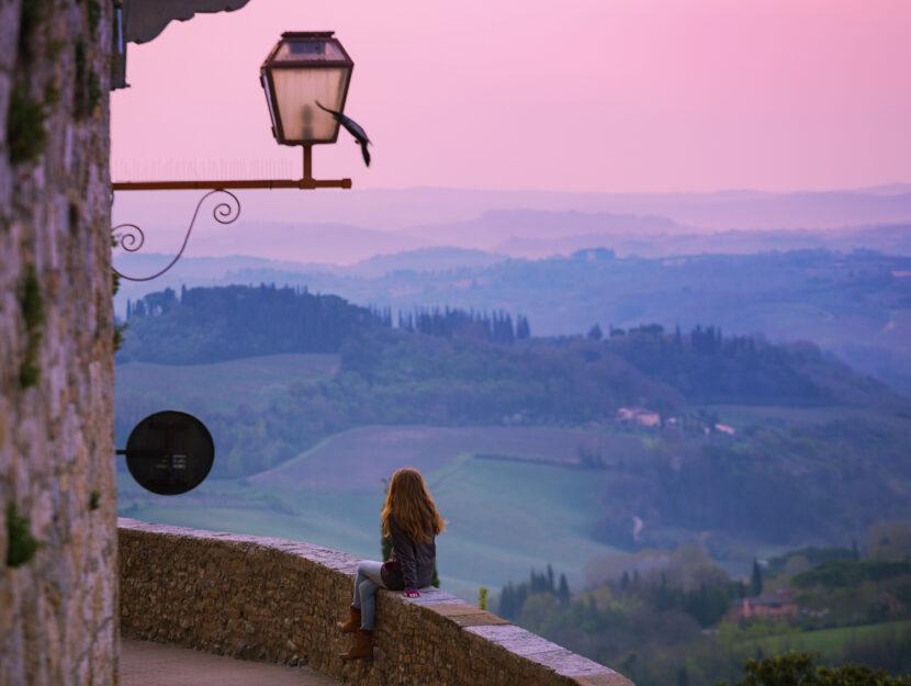 Vacanze per far esperienza del silenzio: Toscana