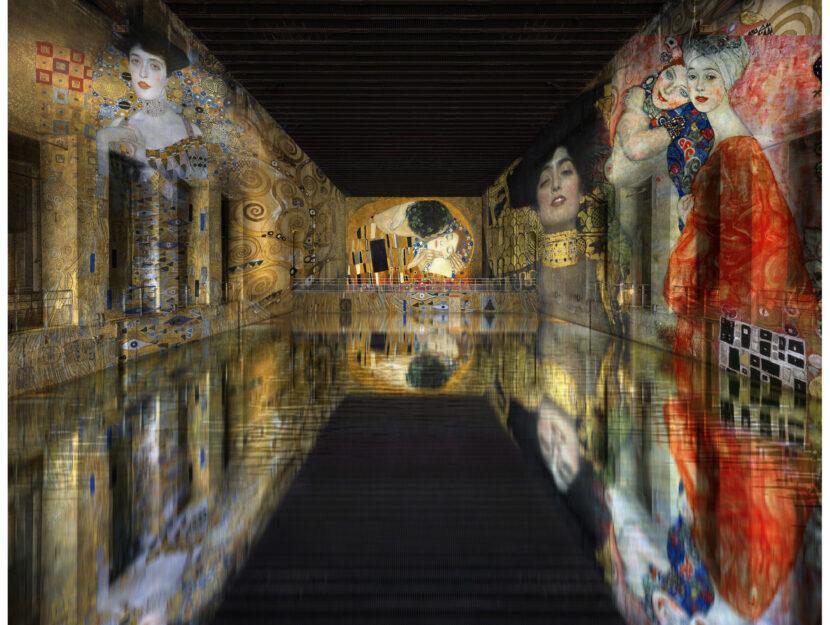 Rendering Klimt