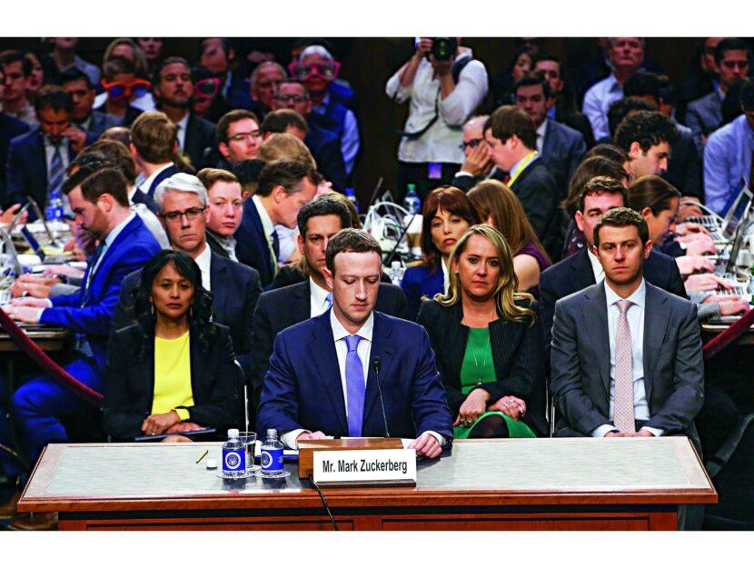 Zuckerberg processo Facebook