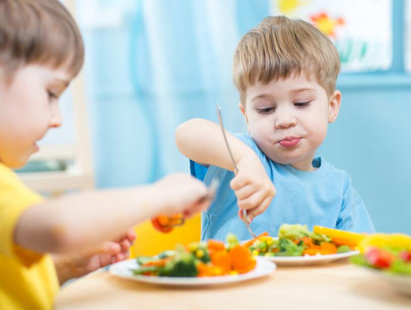 Bambini mensa asilo