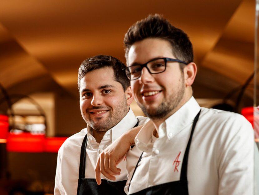 Andrea De Carli e Marco Cozza