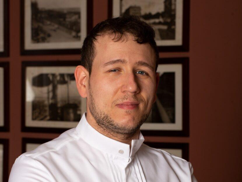 Chef Simone Zanon