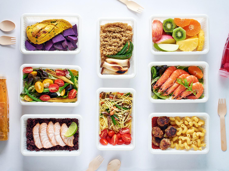 Come Organizzare I Pasti Settimanali menu settimanale equilibrato per tutta la famiglia | donna