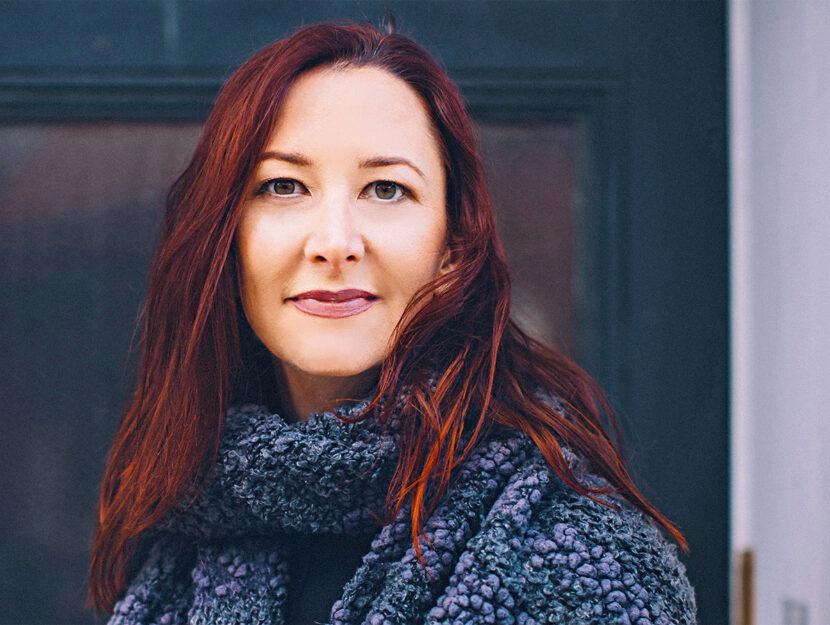 Rachel Brian, 48 anni e 3 figlie, è un'illustratrice ed educatrice americana
