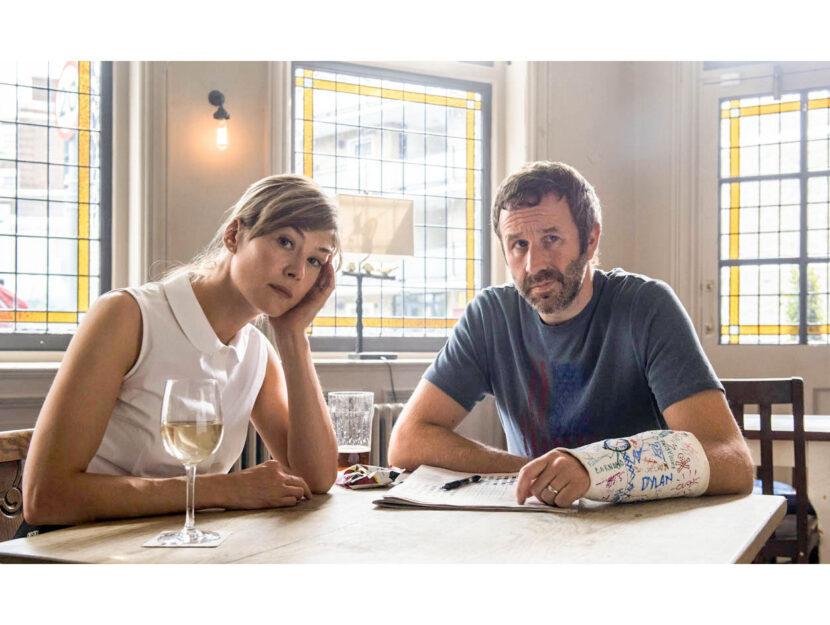 Una scena di Lo stato dell'unione, serie di laF su una coppia in crisi (disponibile su Sky on Dema