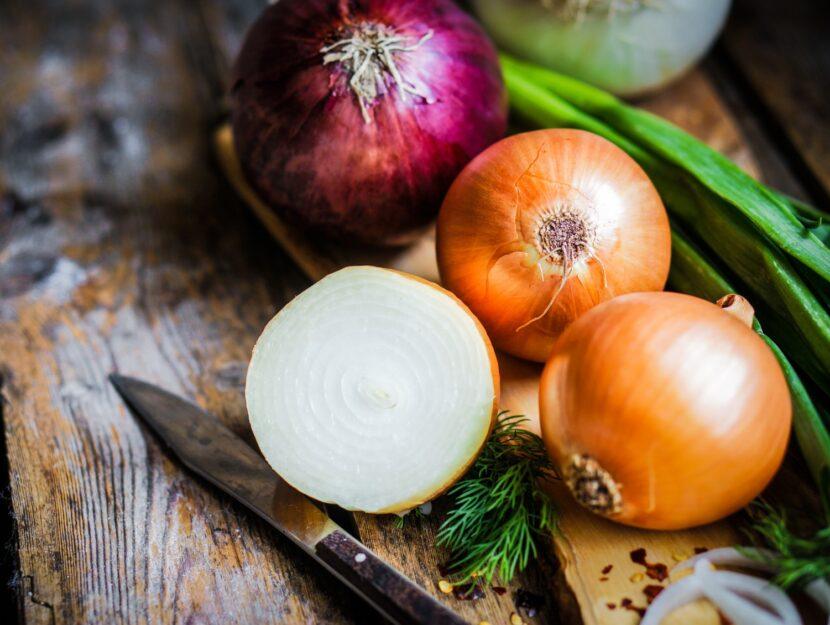 Cipolla proprietà controindicazioni calorie