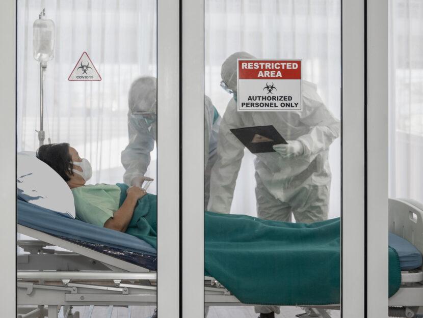 Coronavirus ospedale paziente quarantena