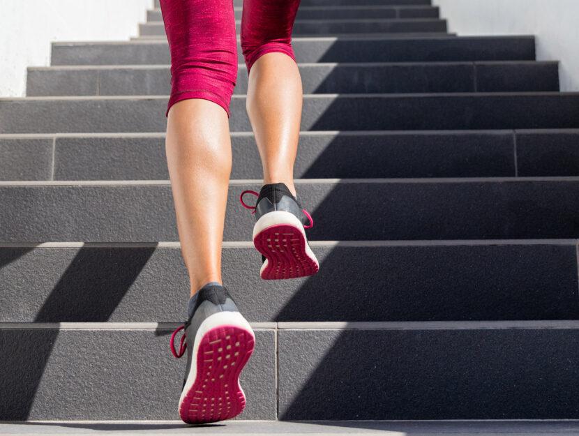 Fare le scale per dimagrire