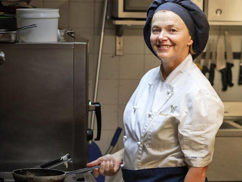Isabella Chiussi cuoca
