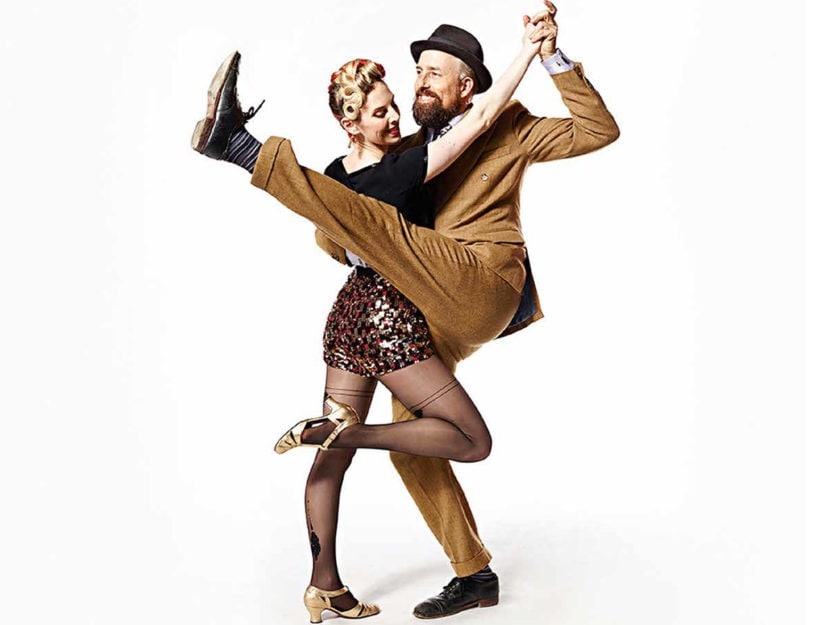 Credits foto:Matej TresnakJo e Kevin ballano insieme dal 2007 e hanno insegnato Lindy Hop in 5 con