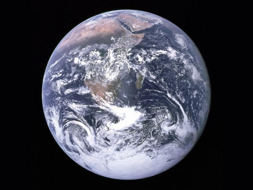Terra da satellite