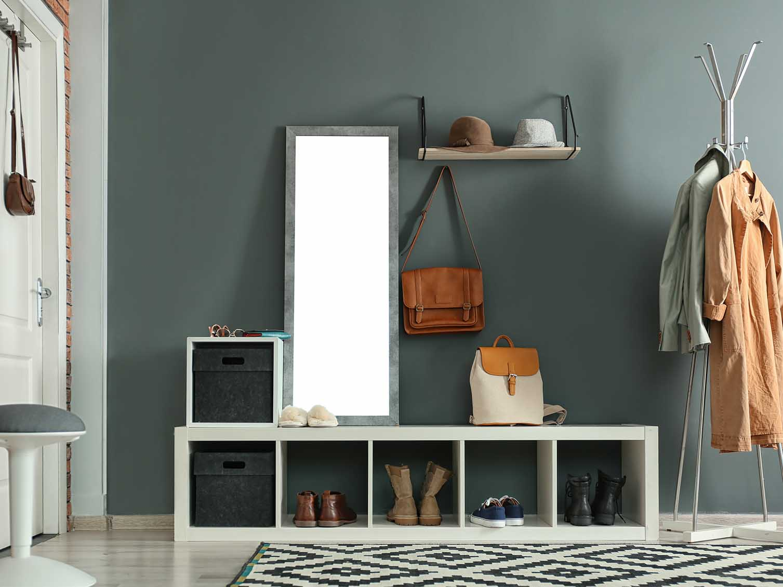 Appendiabiti Da Ingresso Chiuso migliori mobili ingresso e tendenze 2020 | come arredare l