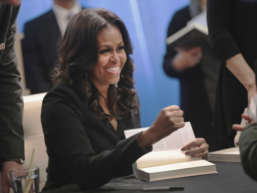 """Michelle Obama """"Becoming"""""""
