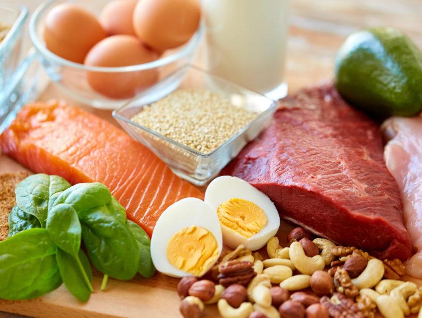 alimenti più ricchi di proteine