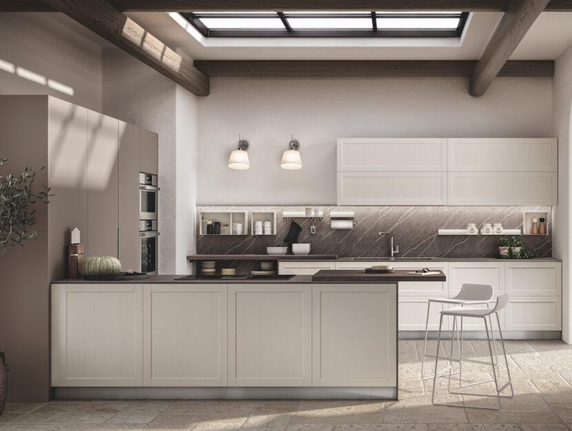 Cucina Carattere di Scavolini