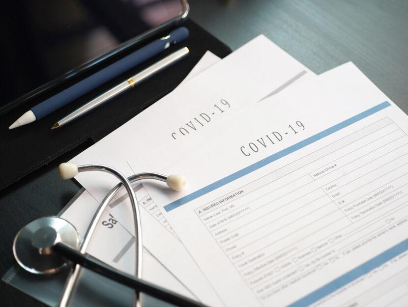 Covid coronavirus assicurazione moduli