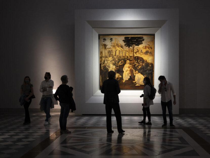 Firenze Uffizi