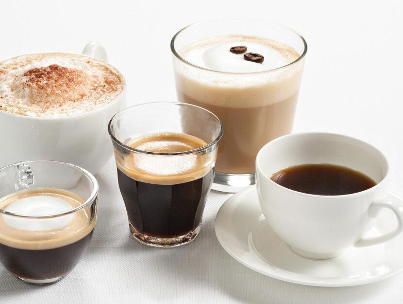 Caffè, orzo o ginseng?