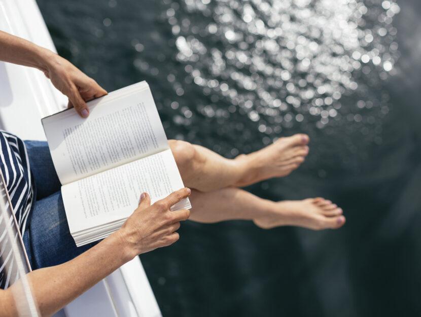 Donna barca mare libro