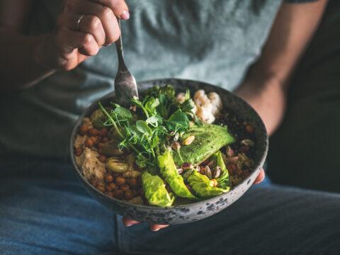 Insalate di cereali integrali, ottime (anche) per dimagrire