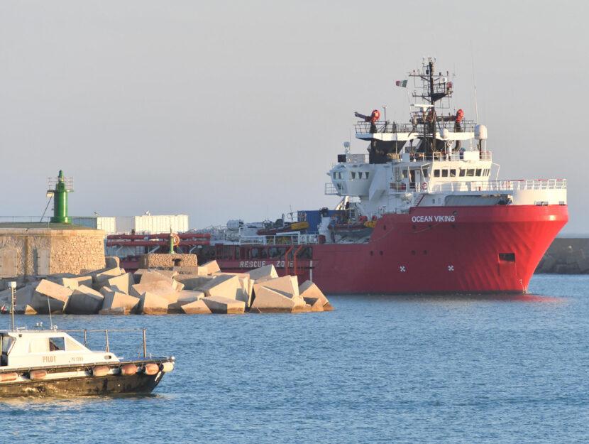 Ocean Viking SOS Mediterranee