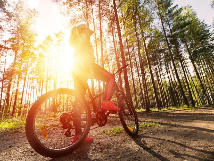 Percorsi in bicicletta Italia: montagna