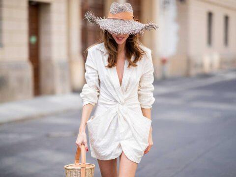 Voglia di mare? I cappelli di paglia da indossare in città (e non solo)
