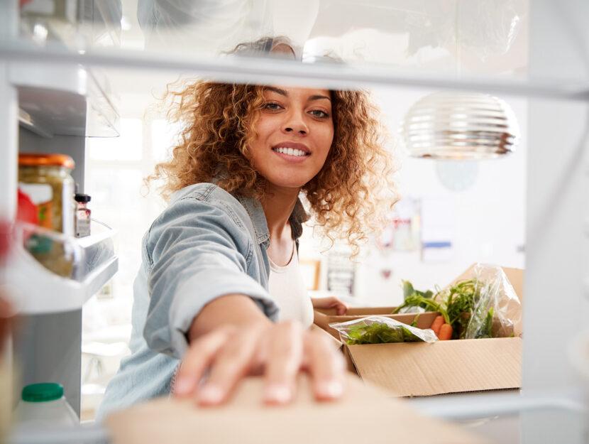 conservare correttamente alimenti frigorifero freezer dispensa