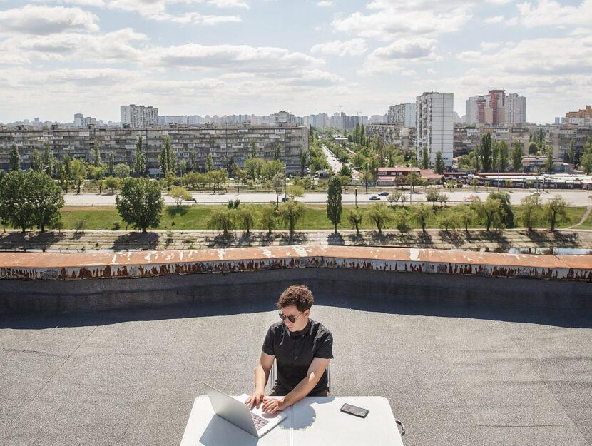 Smart working Kiev