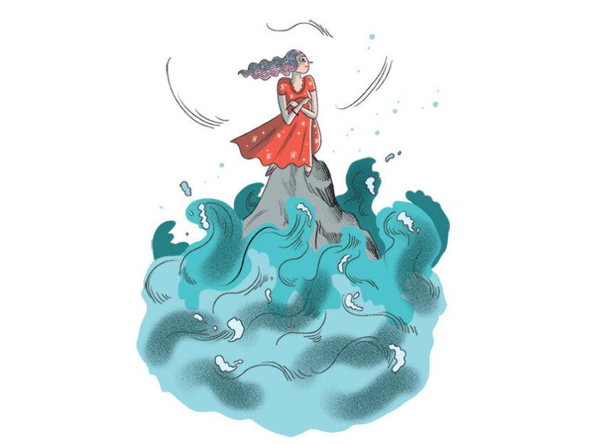 Illustrazione Elisa Macellari
