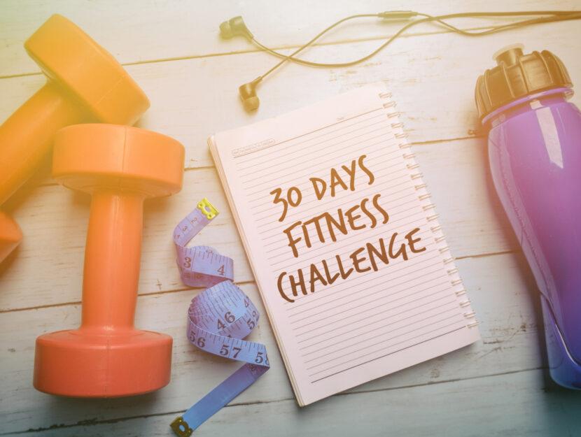 30days fitness challenge