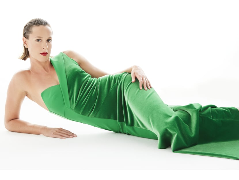 Federica Pellegrini moda Donna Moderna
