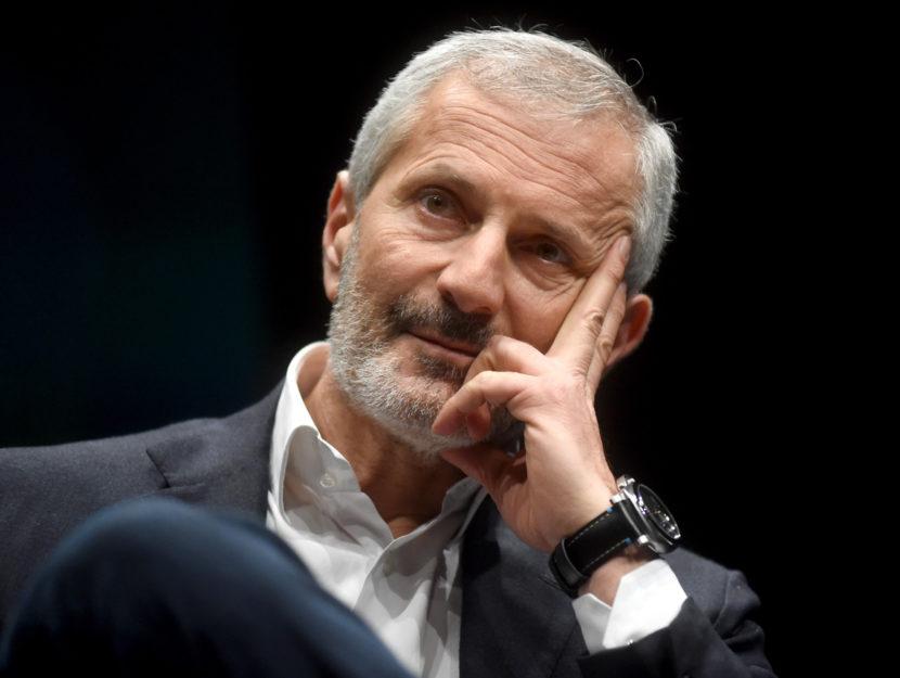 Gianrico Carofiglio scrittore ex magistrato