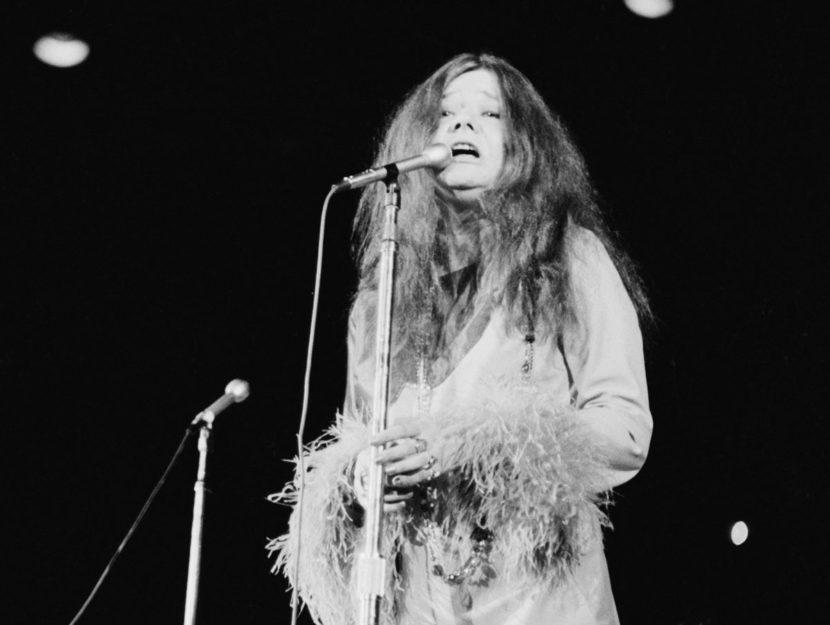 Janis Joplin concerto-Memphis-Tennessee-1968