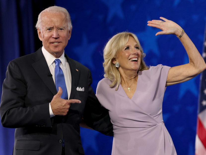 Joe Biden e Jill Biden Stati Uniti